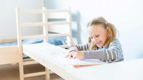 Möblera för barns lek och rörelse