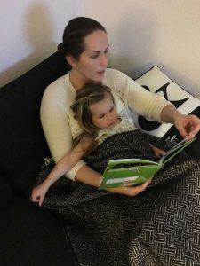 Recension av barnbok, Vilja Vinna