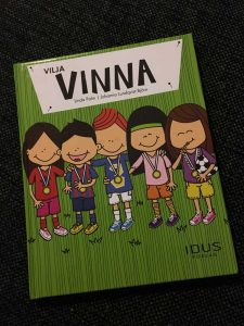 Vilja Vinna av Lisa Palm, barnbok