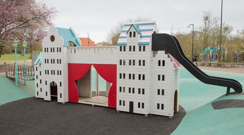 Teaterlekplatsen Malmö