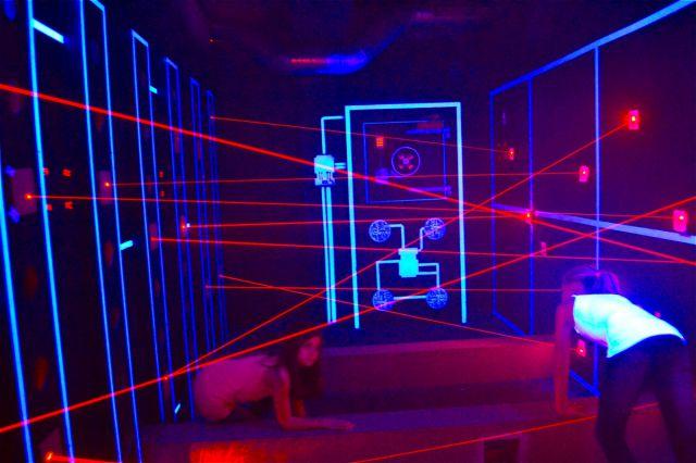Laserfortet
