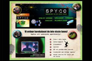 Agentkalas från Spy:Co - Göteborg