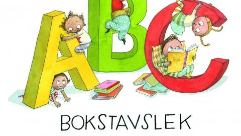 ABC Bokstavslek – Lunds Stadsbibliotek