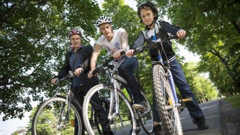 Nu är det årets cykelvecka i Uppsala!