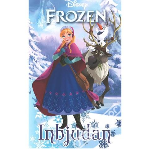 Frost, Inbjudningskort Svenska 8 st