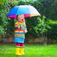 Utflykt i regn