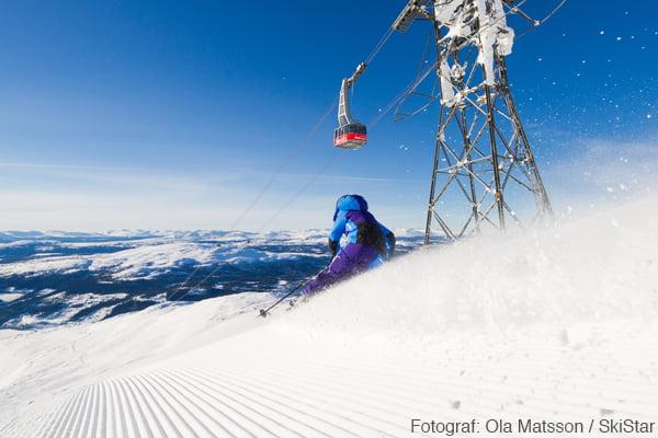 Skidor i Åre