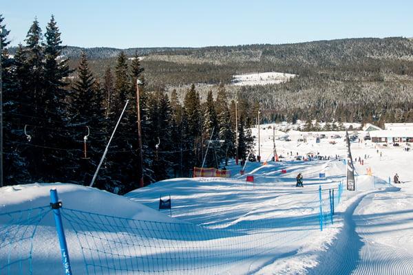 Skidor i Dalarna
