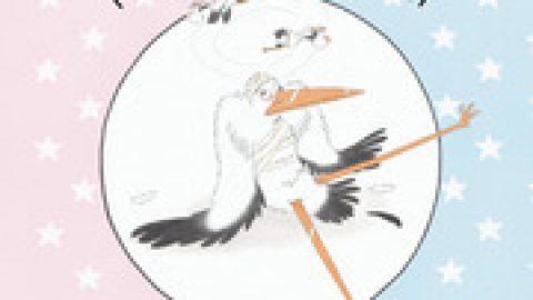 När storken störtat