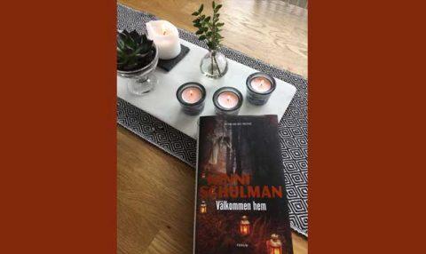 Välkommen hem av Ninni Schulman – Bokrecension