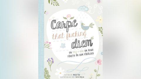 Carpe that fucking diem – en fyll-i-bok om mina första år som förälder