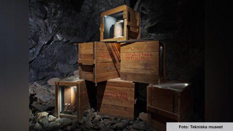 Underjordisk publikfavorit nyöppnar på Tekniska museet