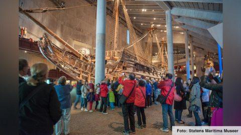 Vasamuseet slog besöksrekord – igen
