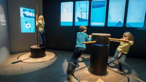 Nytt äventyr på Vasamuseet
