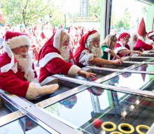 60 år med jul i juli firas på Bakken