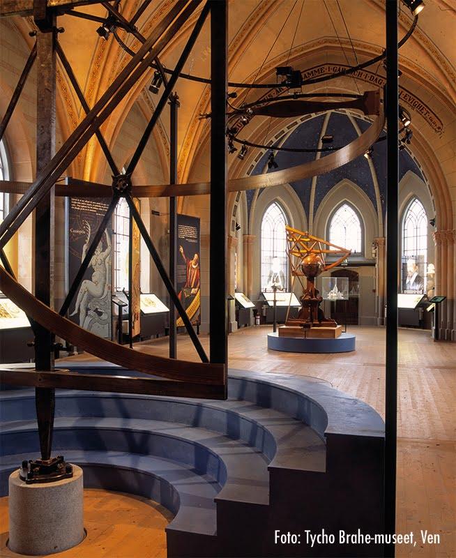 Foto: Tycho Brahe museet, Ven
