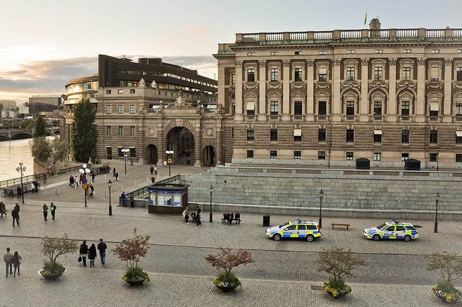 Riksdagen, Stockholm