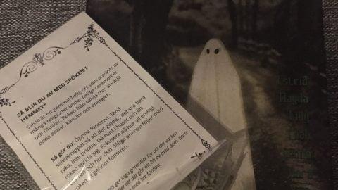 Spökhistorier för och av orädda barn