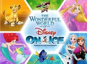 Disney On Ice, Göteborg 2019 - The Wonderful World of Disney On Ice!, Göteborg