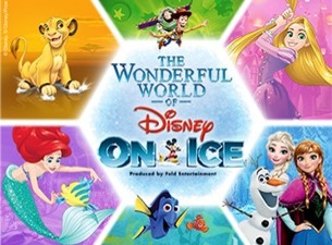 Disney On Ice 2019, Malmö - The Wonderful World of Disney On Ice!, Malmö