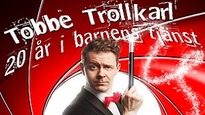 Tobbe Trollkarl jubileumsshow - 20 år i barnens tjänst ! , Stockholm