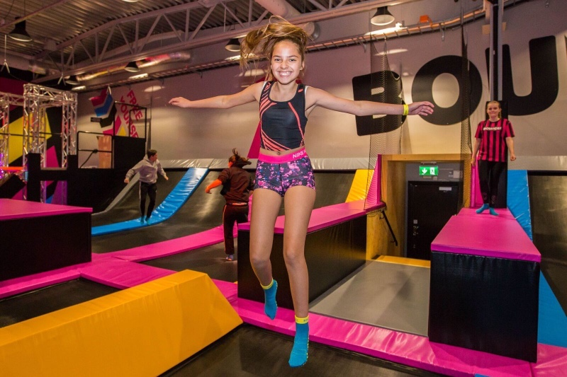 BOUNCE trampolinpark