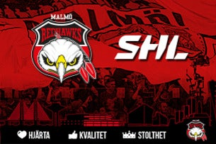 Malmö Redhawks - Frölunda - SHL
