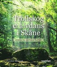 Trollskog & älvdans i Skåne : Vandra till gåtfulla platser